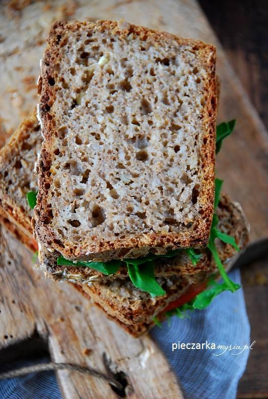 Chleb żytni na zakwasie z pestkami dyni4