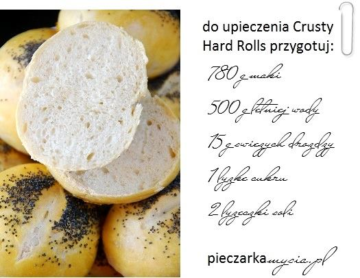 Crusty Hard Rolls5