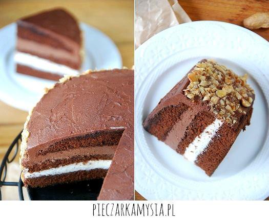 tort czekoladowy z nutella i mascarpone3
