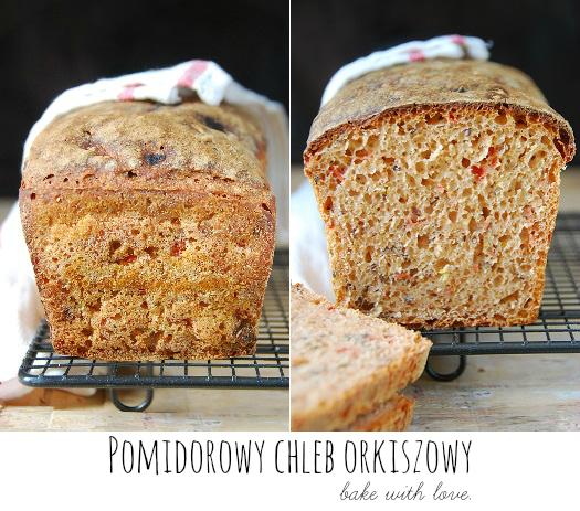 Pomidorowy chleb orkiszowy1