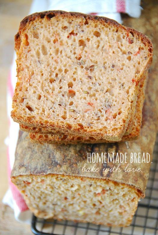 Pomidorowy chleb orkiszowy3