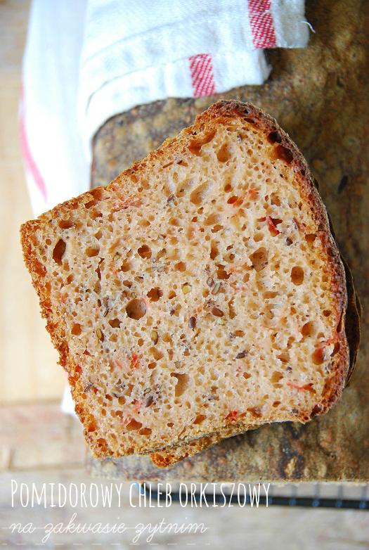 Pomidorowy chleb orkiszowy6