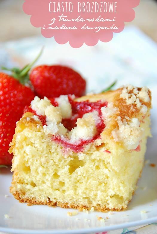 ciasto drozdzowe z truskawkami4